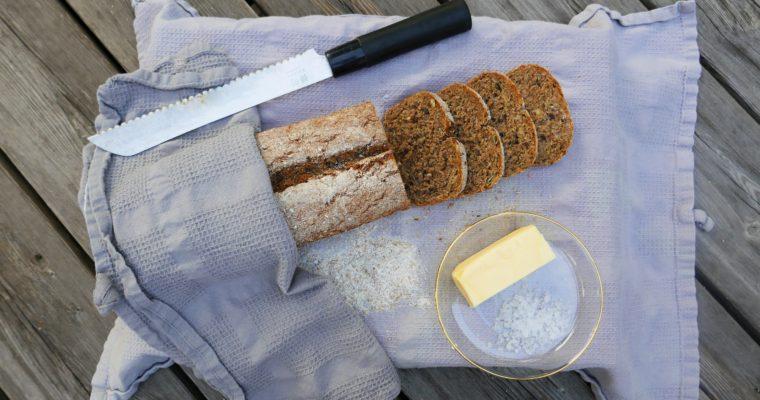 Chleb żytni pełnoziarnisty